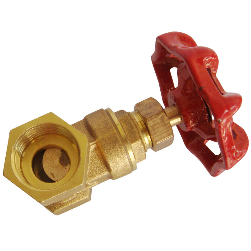 水管铜阀门开关图片